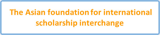 The Asian foundation for international scholarship interchange.